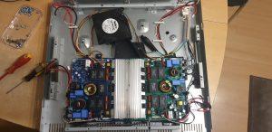 Wymiana tranzystorów w płycie indukcyjnej - naprawiaj, nie wyrzucaj