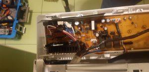 Naprawa modułu pralki samsung - naprawiaj, nie wyrzucaj