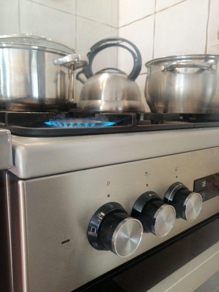 Naprawa kuchenki gazowej – wymiana kurka