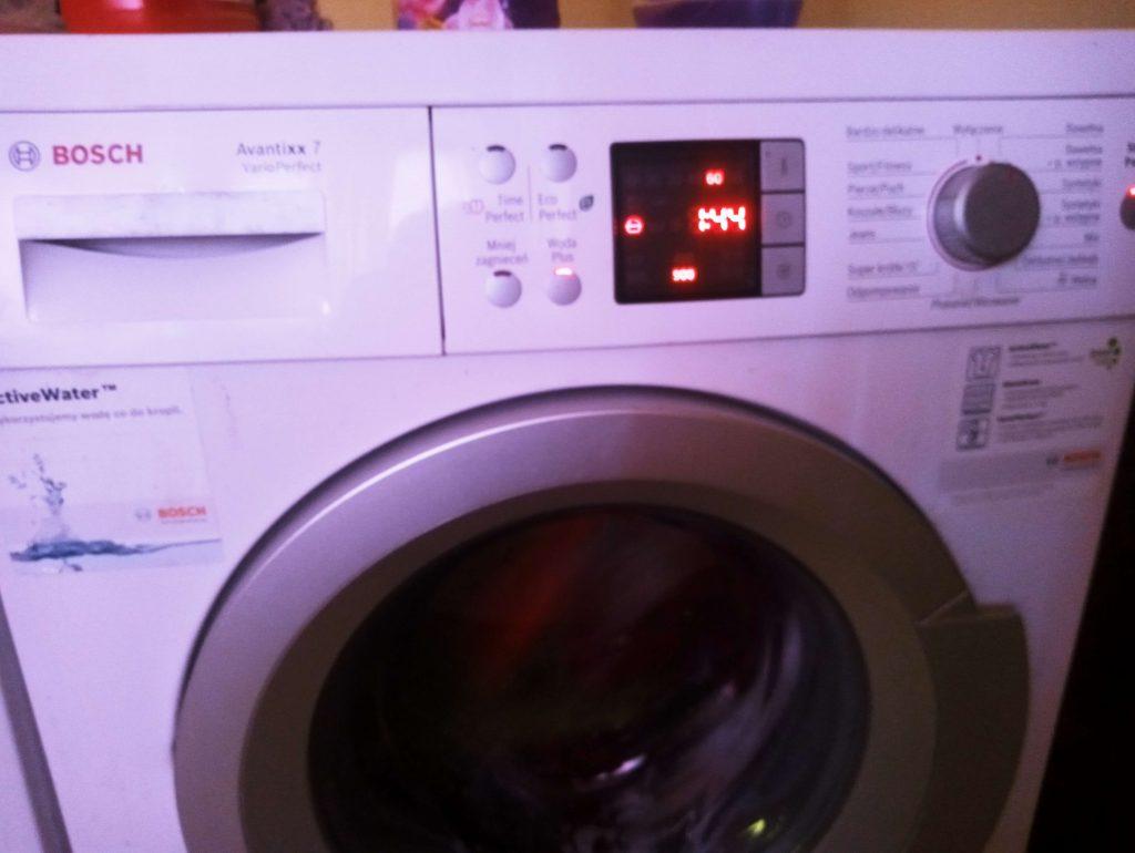 Wymiana fartucha w pralce Bosch