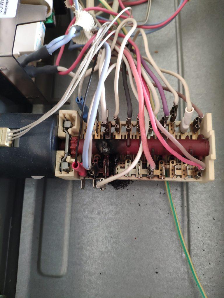 Wymiana przełącznika w piekarniku - naprawiaj, nie wyrzucaj