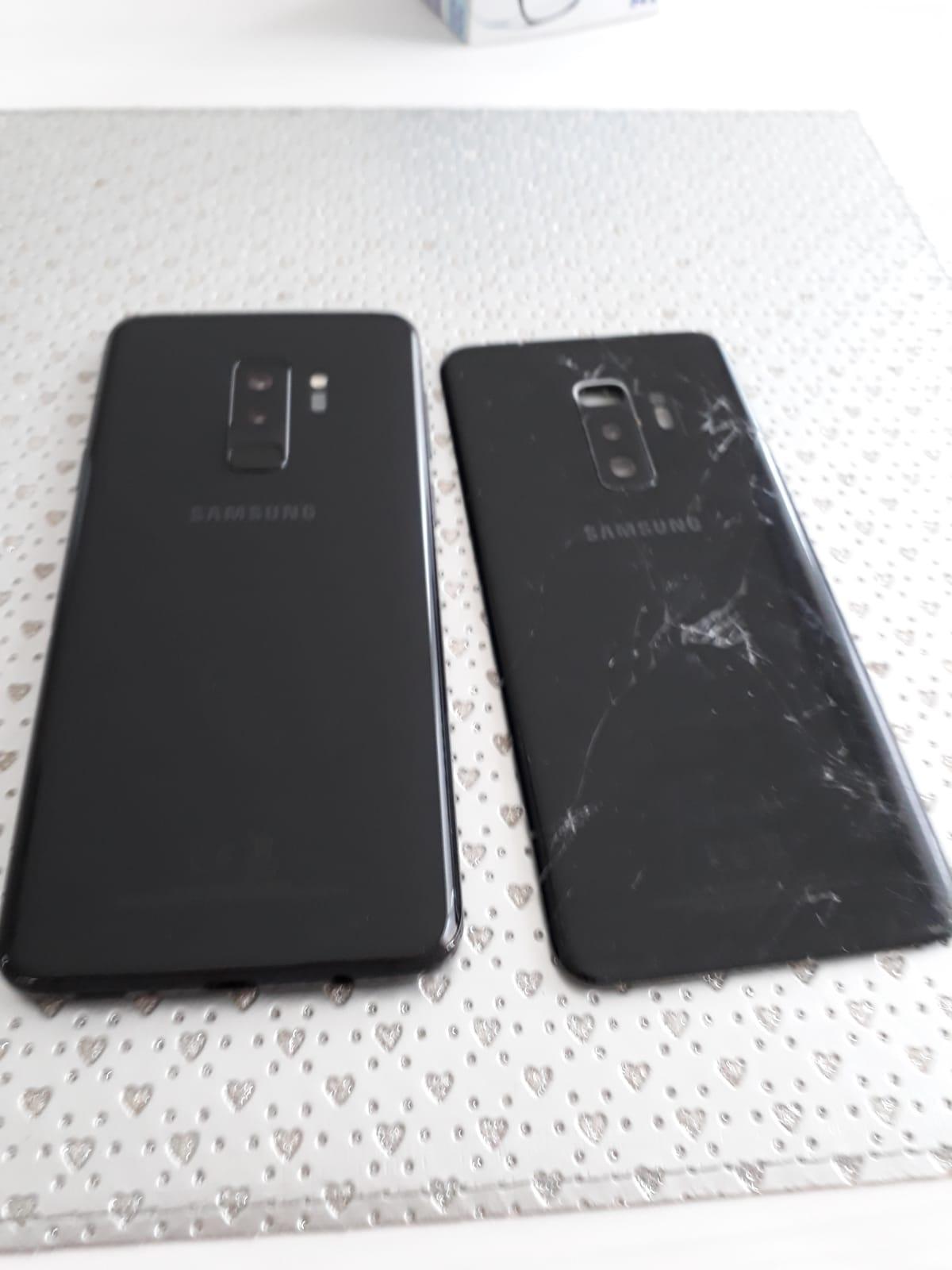 Wymiana klapki w smartfonie Samsung